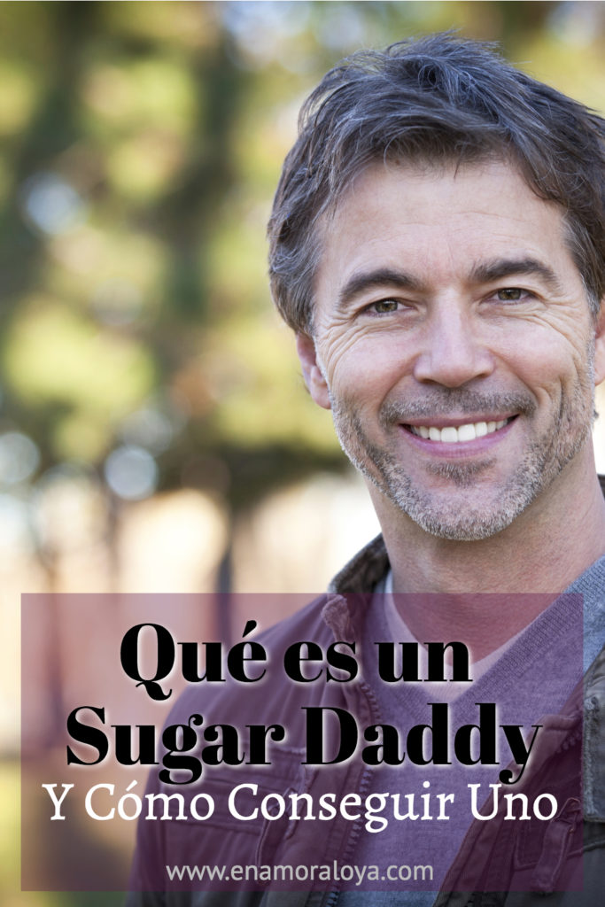 Qué es un sugar daddy