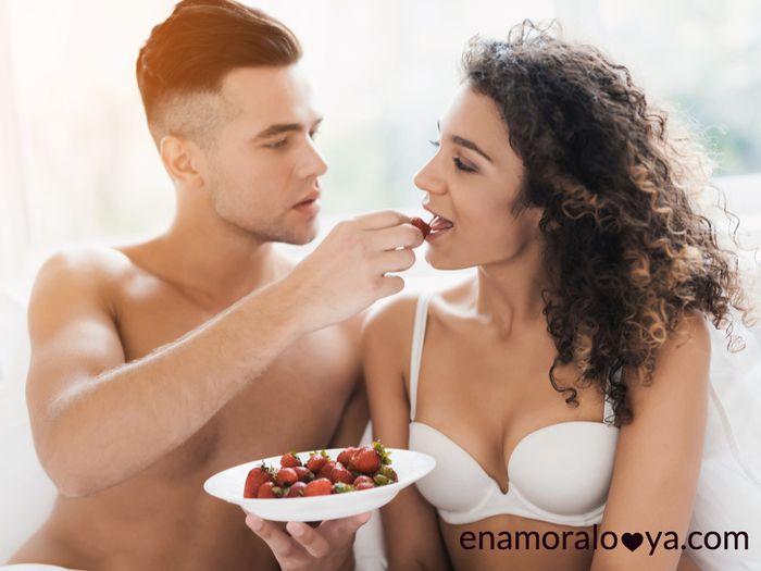 Afrodisiacos naturales para hombres
