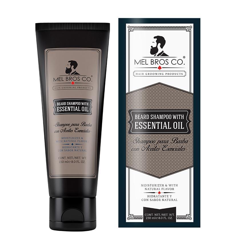 shampoo para la barba