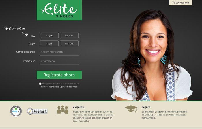 EliteSingles.com - Encontrar pareja online